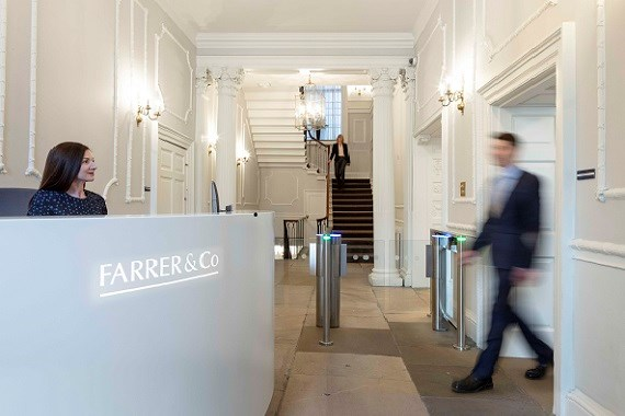 Farrer & Co | Steps in the administration of an estate