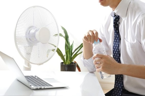 Farrer & Co | Feeling Hot, Hot, Hot: dealing with hot weather in the workplace