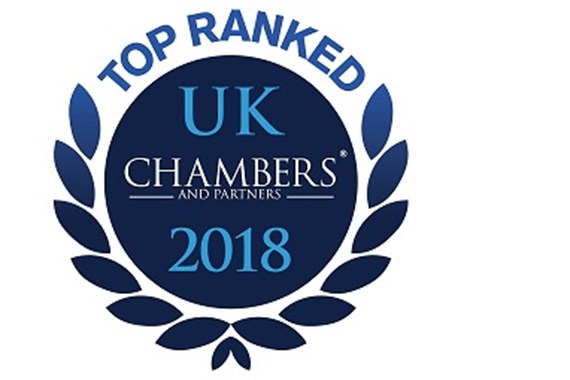 Farrer & Co | Chambers HNW 2018 Published