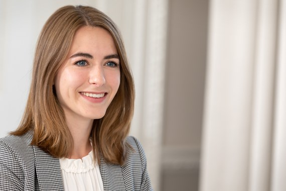 Farrer & Co | Antonia Skinner, Trainee Solicitor